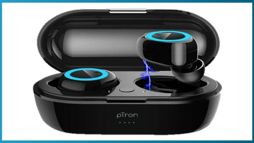 pTron Bassbud Urban-Wireless Bluetooth Price & Review