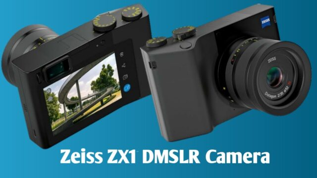 Zeiss ZX1 Digital Mirrorless SLR Camera Price and Specifications