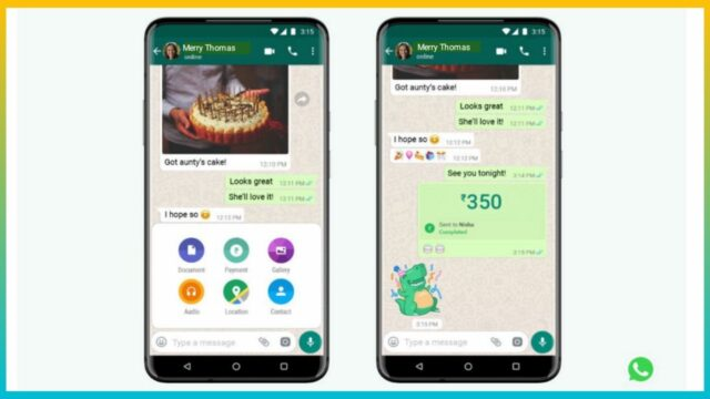 How to make WhatsApp payments live