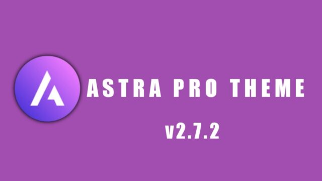Astra Pro Theme Free Download with Premium Package