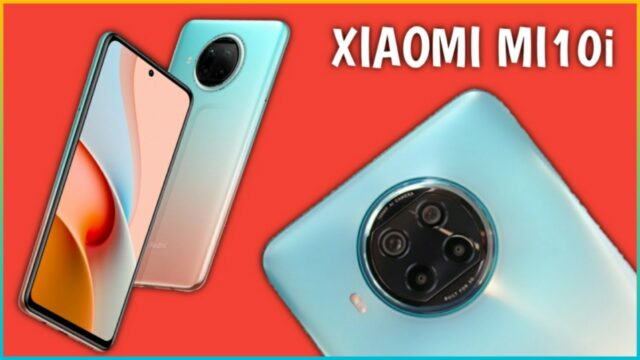 Xiaomi MI10i Launched in India Price & Review