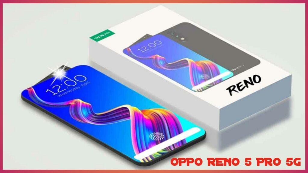 Oppo Reno 5 Pro 5G Smartphone Review