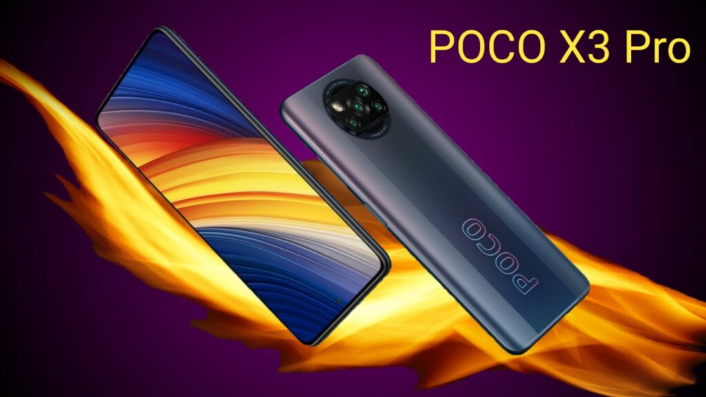 Poco X3 Pro arrives in India Price and Features